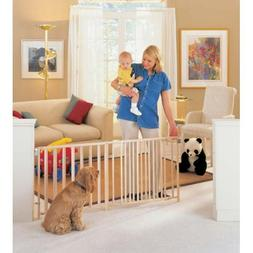 """North States Extra-Wide Swing Gate 57"""" - 103"""" x 27"""""""