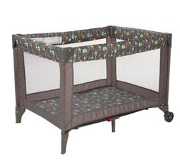 Baby Crib Playpen Nursery Infant Bassinet Playard Toddler Tr