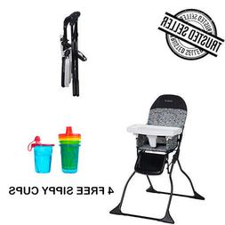Baby High Chair Full Size Children Food Eating Kids Feeding