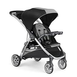 Chicco BravoFor2 2-Kids Standing Sitting Quick-Fold Baby Dou