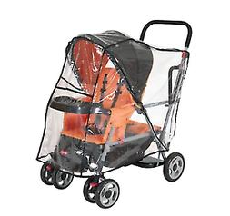 Joovy Caboose Rain Cover Stroller Protect Weather