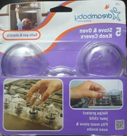 Childproof Knob Covers For Stoves & Ovens By Dreambaby