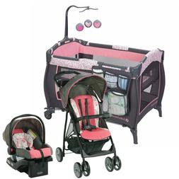 Graco Baby Stroller with Car Seat Travel System Infant Toddl