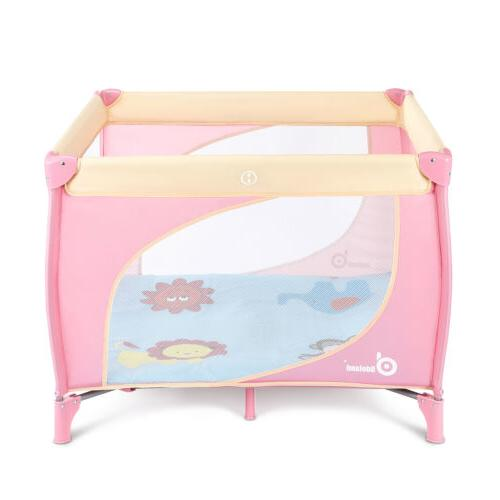 39x39inch Baby Bed Play w/ Boys