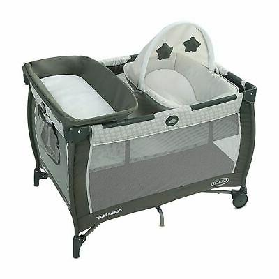 Graco Baby Play Care Suite - Gray