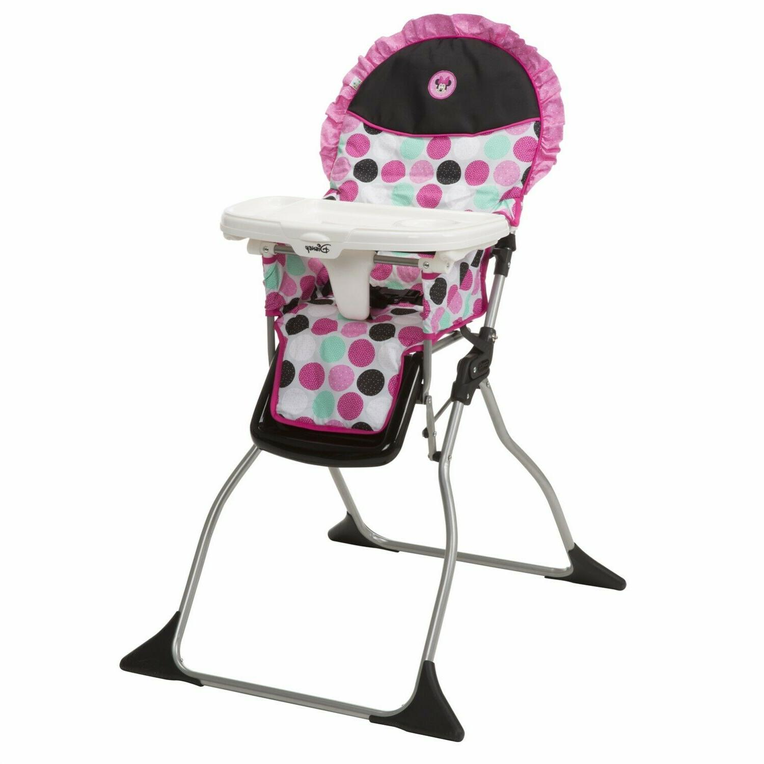 Disney Baby System Seat High Chair New