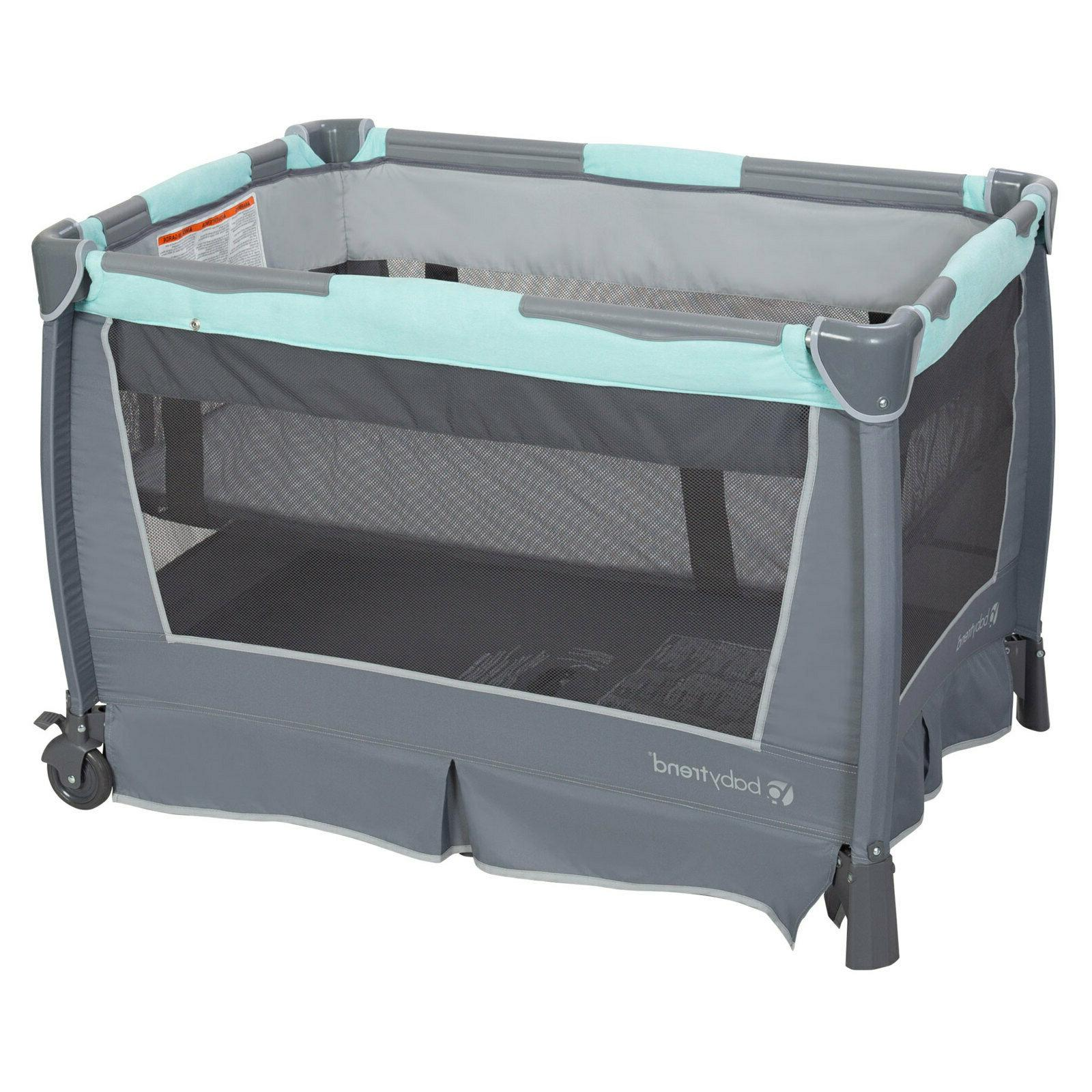 CRADLE PLAYARD PEN 3-IN-ONE Changing of