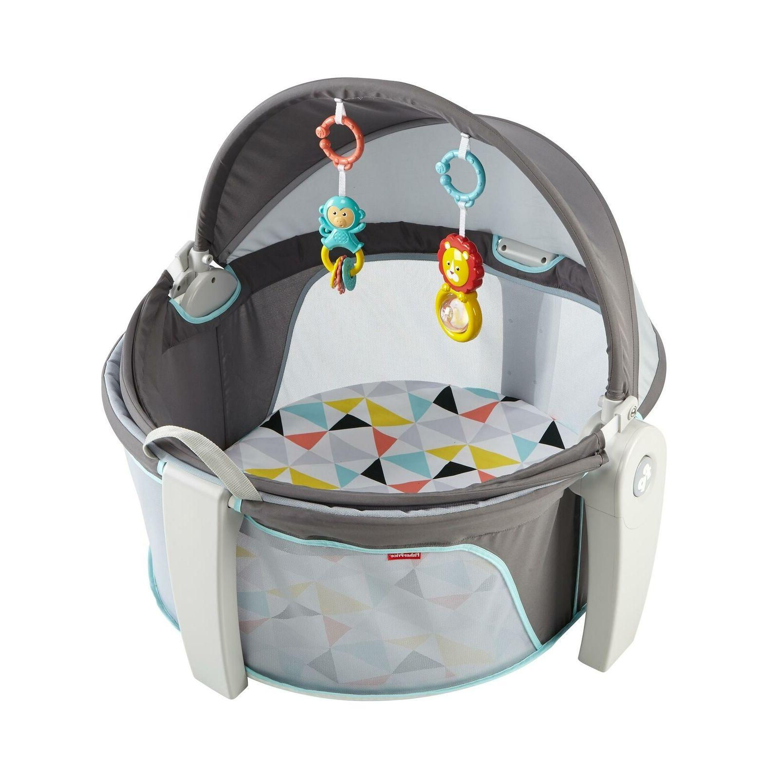 fisher price on the go dome babies