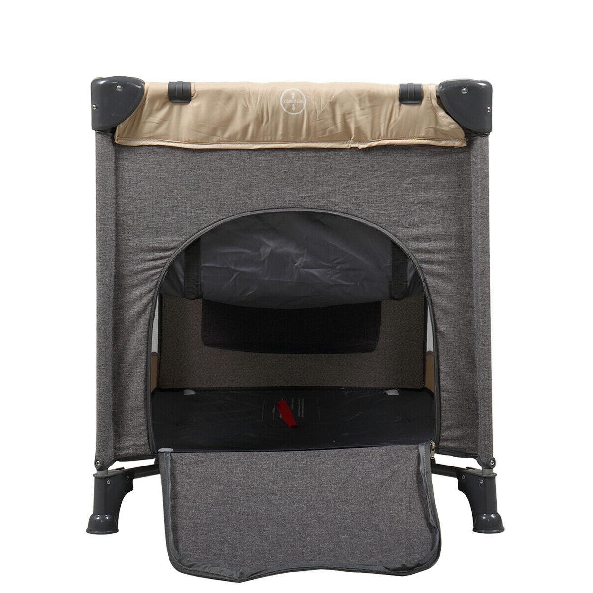 Foldable Baby Playard Pack Infant