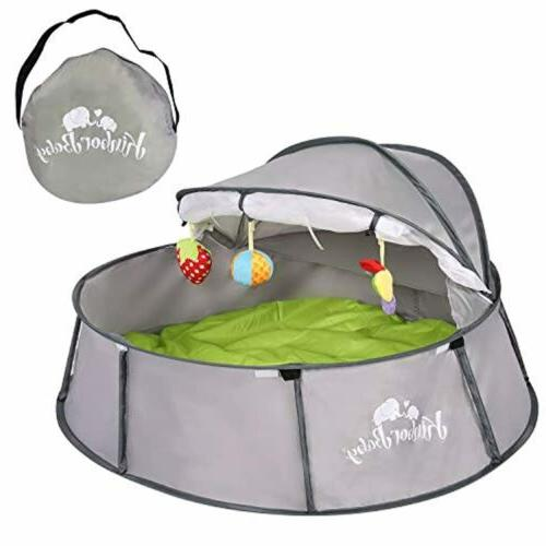 foldable portable pop up play tent playard