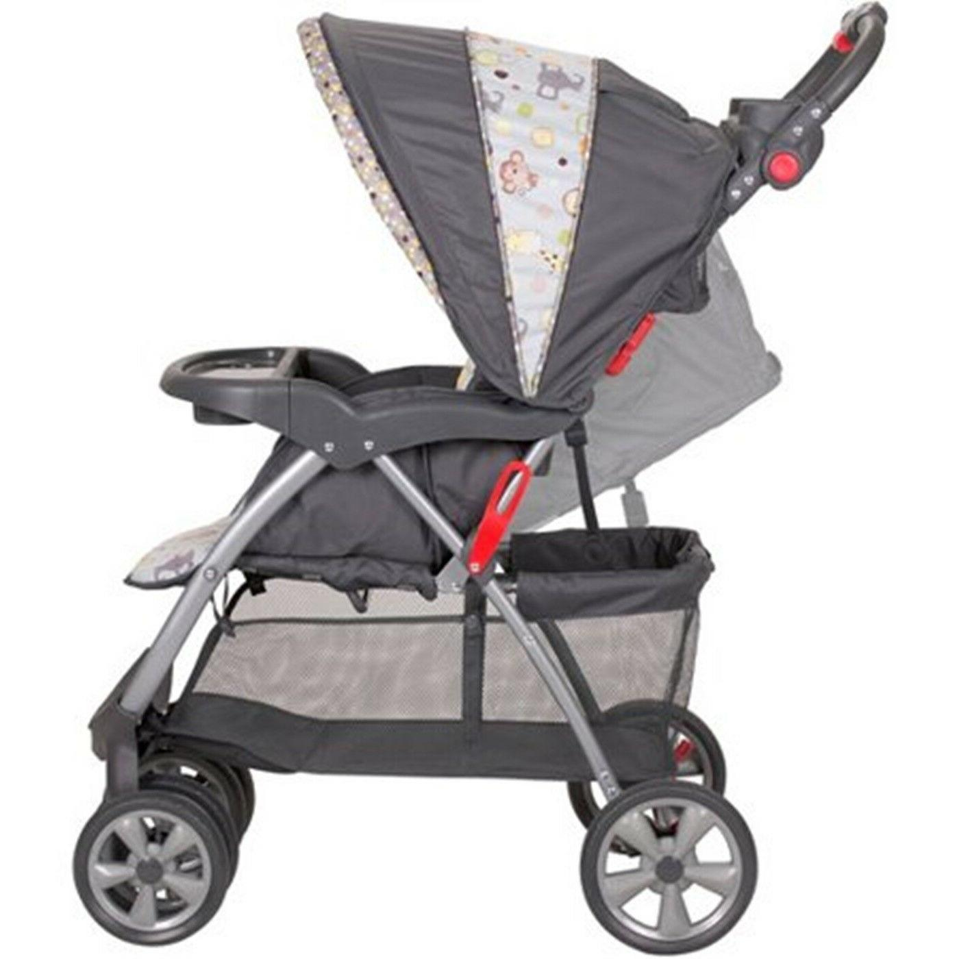 Stroller And Baby Trend Travel System Car Can