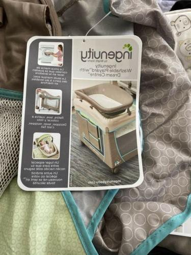 washable playard new insert only