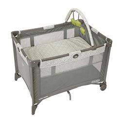 Graco Pack and Play On the Go Playard, Includes Full-Size In