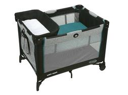 Graco Pack 'N Play Is Easy and Simple With Bassinet