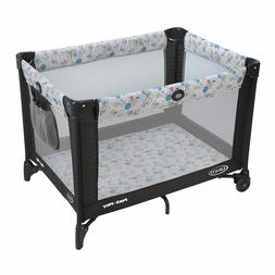 Graco Pack and Play Portable Playard | Push Button Compact F