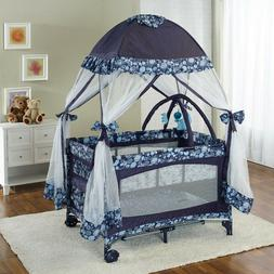 Big Oshi Portable Playard Deluxe Bundle - Nursery Center Wit