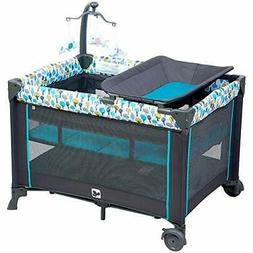 Portable Playard,Sturdy Play Yard with Comfortable Mattress