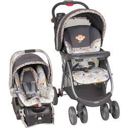 Stroller And Carrier Combo Baby Trend Travel System Car Seat